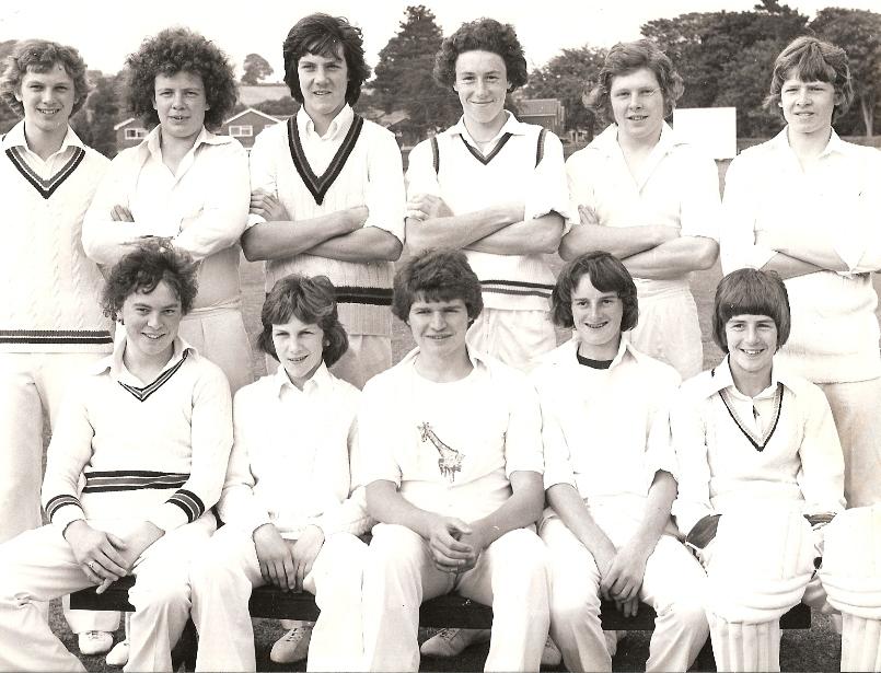 Noel Banks Cup Winners 1978