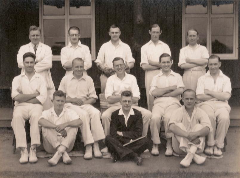 Stafford CC 1st XI 1934