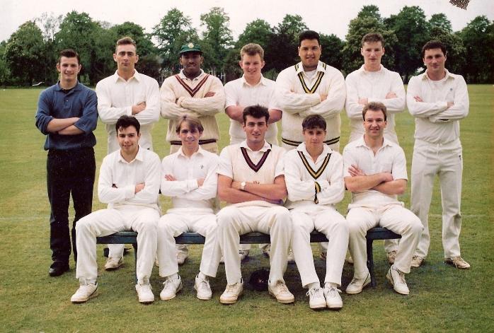Stafford CC 1st XI 1993