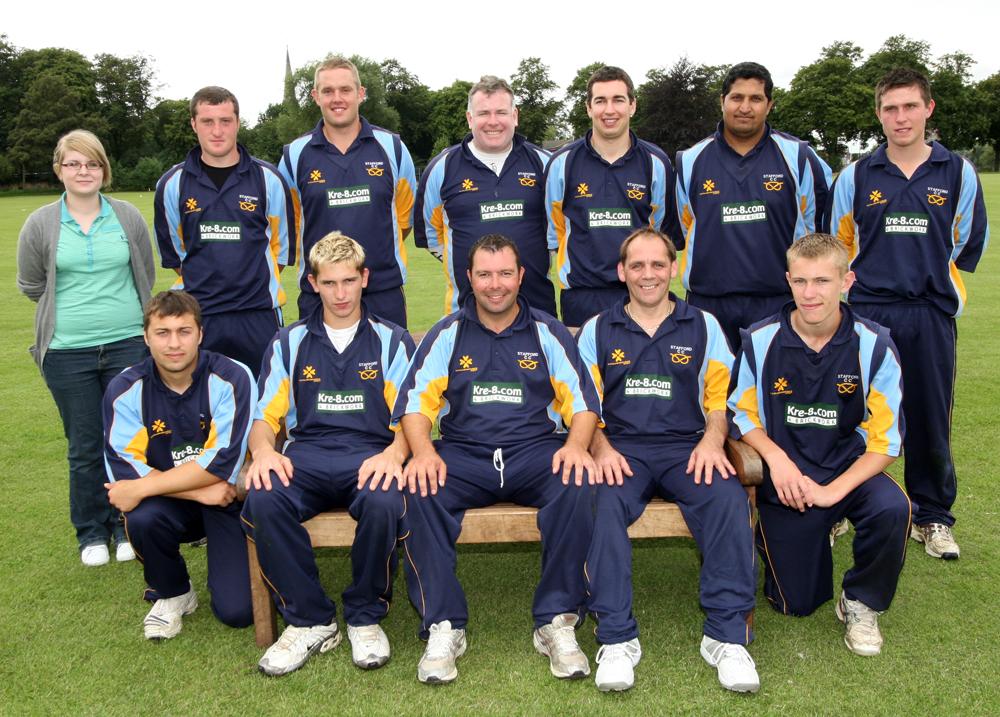 Stafford CC 1st XI 2009