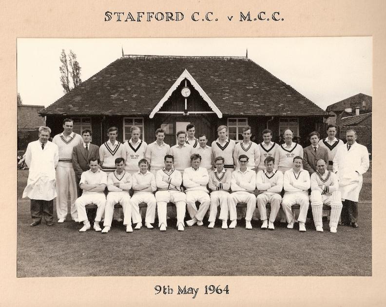 Stafford CC v MCC 1964