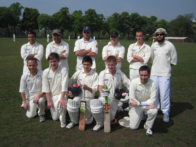 Stafford 4th XI 2011