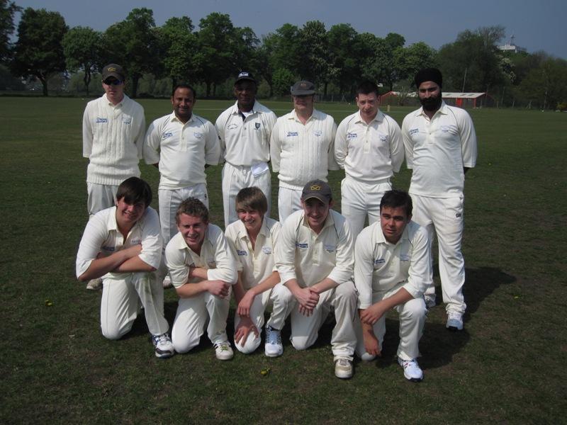 Stafford CC 3rd XI 2011