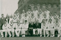 Sydney Francis Barnes Testimonial Match 26th April 1953