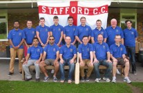 Stafford Cricket Club Tour 2013