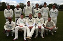 Stafford Cricket Club 2nd XI 2014