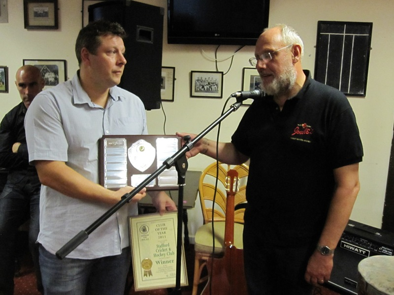 CAMRA Club of the year 2011