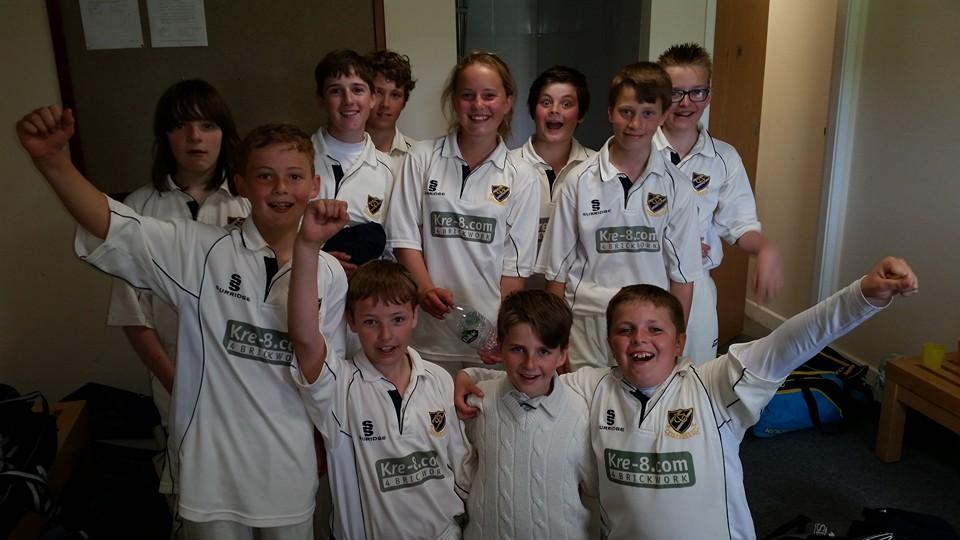 Stafford Cricket School 2017