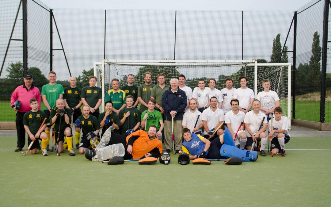 Sponsor a square of the new hockey pitch