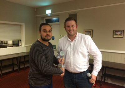 3rd XI Player of the Year